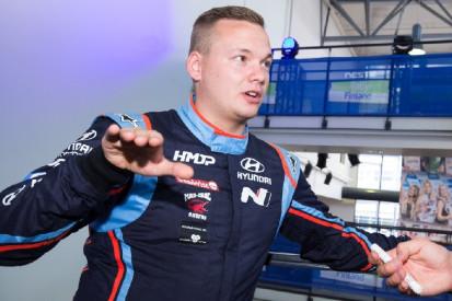 Finnischer Nachwuchs-Pilot Huttunen fährt sich aufs WRC-Radar