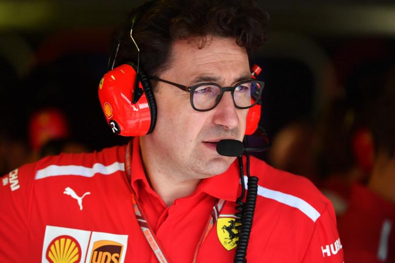 Brawn: Stärke von Ferrari und Binotto wird sich in schwierigen Phasen zeigen
