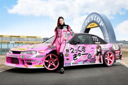 Japans bekannteste Rennfahrerin startet 2019 bei VLN und 24h-Rennen