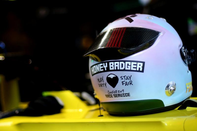"""""""Weg vom typischen Helm"""": Ricciardo kündigt neues Design an"""