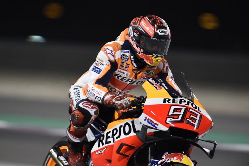 Honda in Katar: Marquez und Lorenzo noch nicht bei 100 Prozent