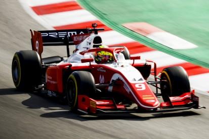 Formel 2 Barcelona: Mick Schumacher von Technikproblem ausgebremst