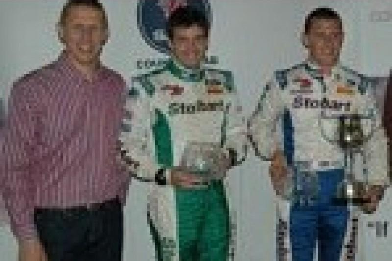 Wilson wygrał rajd Colina