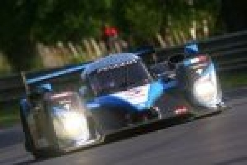 Peugeot w Petit Le Mans