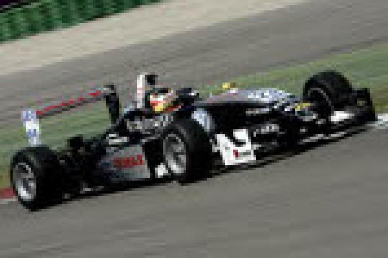 Formuła 3 na Verva Street Racing
