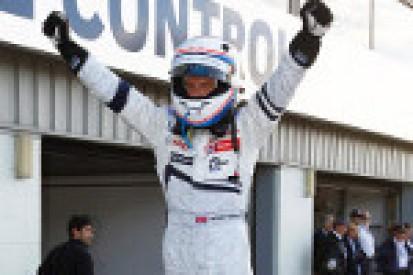 Peugeot zdobył Silverstone