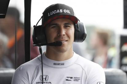 Robert Wickens zum IndyCar-Saisonstart zurück an der Strecke