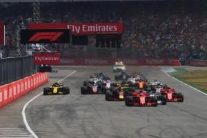 Formel-1-Kalender 2020: Die Übersicht