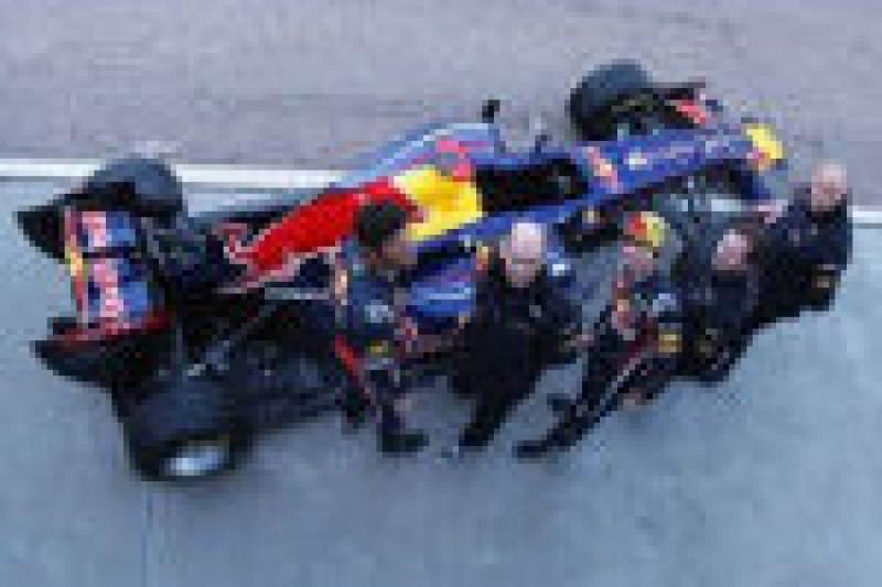 Red Bull z silnikami Infiniti?