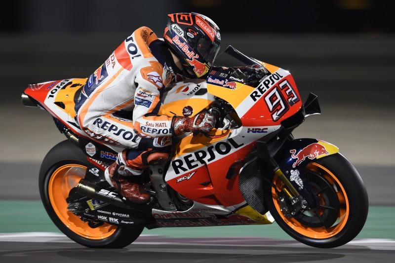 Marquez und Lorenzo sind happy: Honda hat beim Topspeed aufgeholt