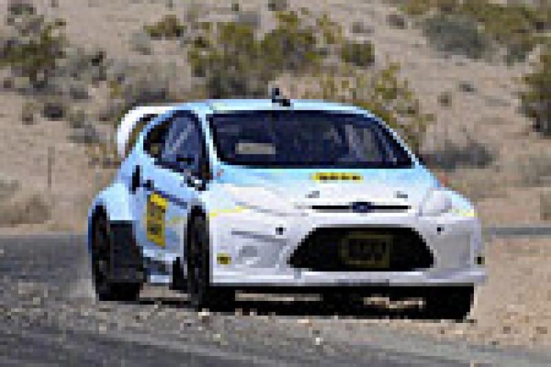 Rallycross idzie w świat