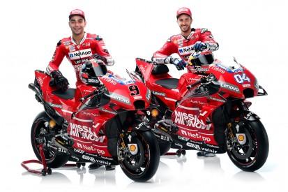 Petrucci: Wie ihn Dovizioso zu einem besseren Rennfahrer macht