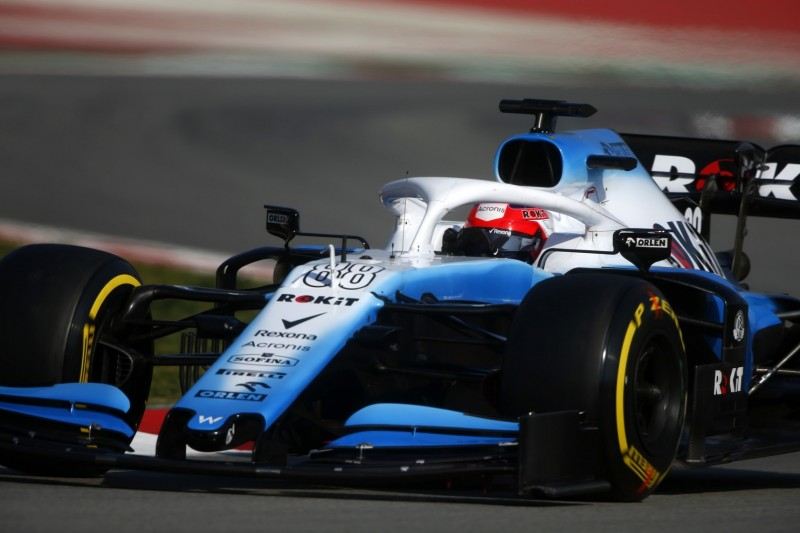 Formel-1-Auto nicht legal: Williams muss den FW42 umbauen