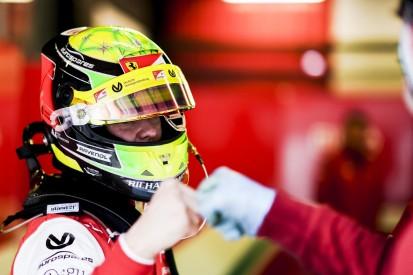 """Mick Schumacher nach Formel-2-Tests zufrieden: """"Es schaut echt gut aus"""""""