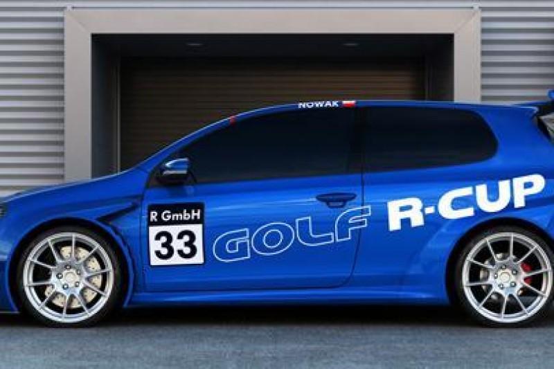 VW Golf R Cup - więcej szczegółów