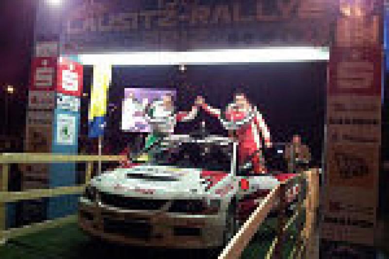 Po Lausitz Rallye