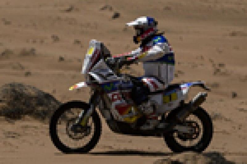 Dakar - mówią po 13 etapie