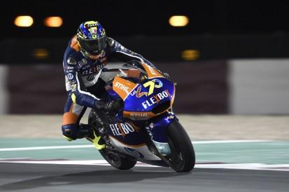 Moto2 in Katar FT2: Baldassarri-Bestzeit, Kalex deutlich stärker als KTM