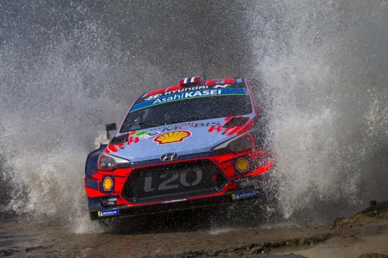 Rallye Mexiko 2019: Andreas Mikkelsen am Freitagvormittag vorne