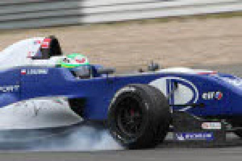 Dalewski ósmy na Silverstone