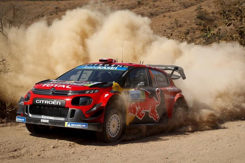 Rallye Mexiko 2019: Doppelter Ausfall bei Hyundai - Ogier übernimmt die Spitze