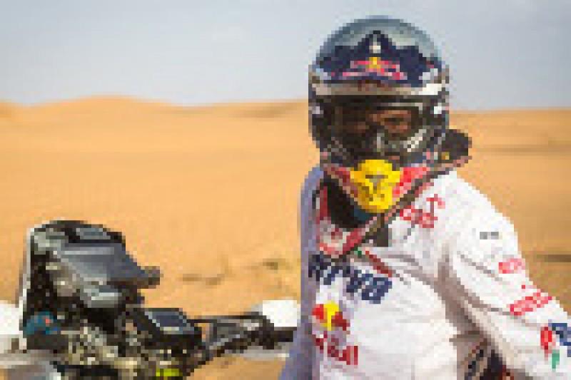Przed Rallye OiLibya du Maroc