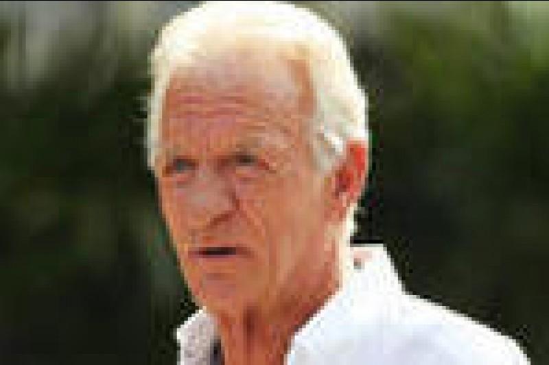 Zmarł ojciec Jensona Buttona