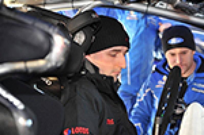 Kubica będzie testował w Hiszpanii