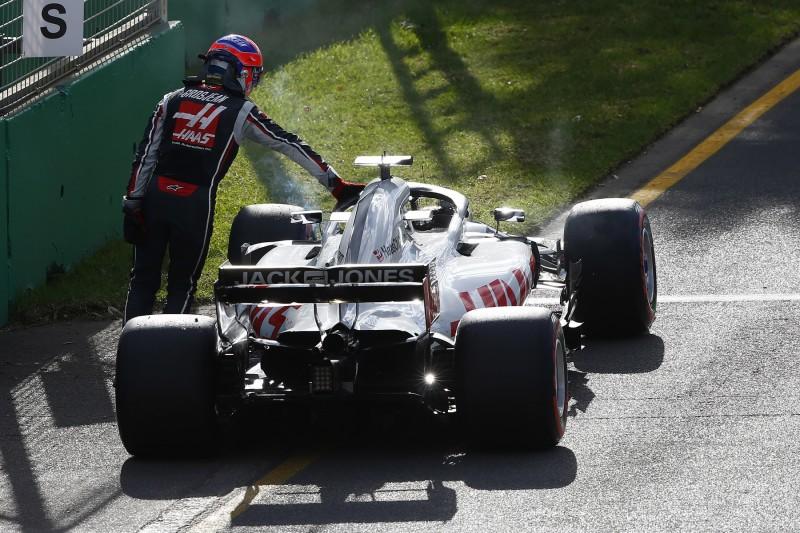 Haas' Australien-Vorschau: Boxenstopp-Fiasko darf sich nicht wiederholen