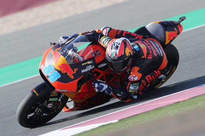 Moto2 in Katar FT3: KTM-Bestzeit, FT2-Zeiten bleiben aber unerreicht