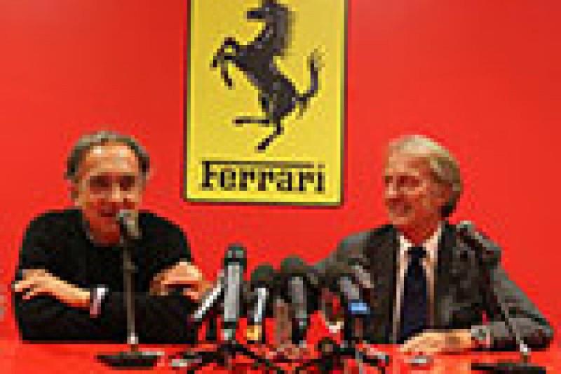 Silnik to główny problem Ferrari