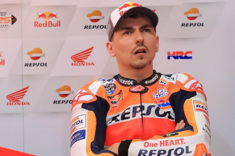 MotoGP in Katar FT3: Marquez und Lorenzo stürzen, Rossi in Q1