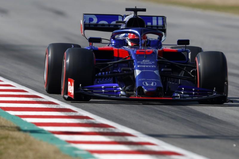 "Dank Honda: STR14 der ""komplexeste"" Toro Rosso aller Zeiten"