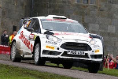 16 WRC - z Fiestą Henninga