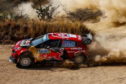 Rallye Mexiko 2019: Ausfall des Teamkollegen hilft Sebastien Ogier
