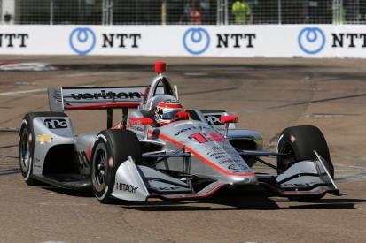 IndyCar St. Petersburg: Will Power fährt auf die Pole-Position