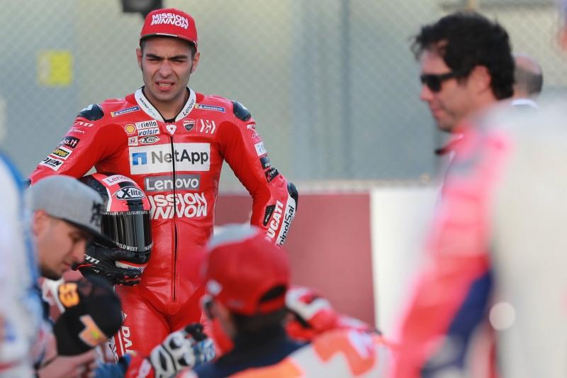 Marquez vs. Petrucci: Ducati beschwert sich über Qualifying-Taktik