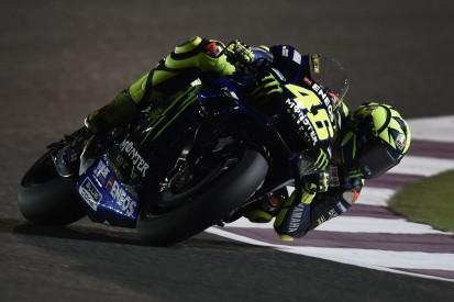Schwächste Yamaha: Valentino Rossi rätselt über Reifenprobleme