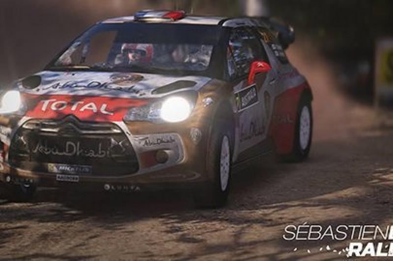 Premiera gry Sébastien Loeb Rally Evo