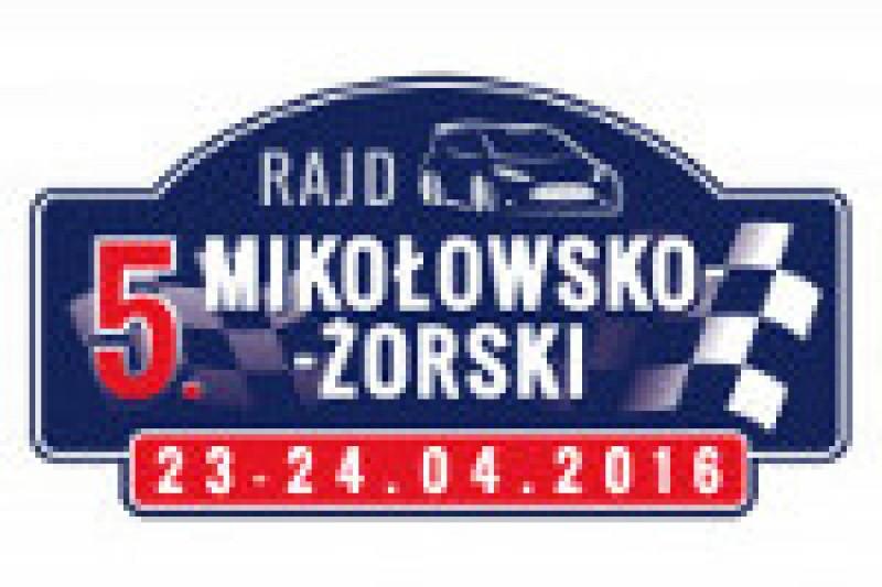 Rajd Mikołowsko-Żorski na otwarcie RSMŚl