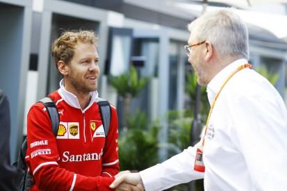 """Formel-1-Sportchef Ross Brawn über WM-Kampf 2019: """"Vettel hat alle Chancen"""""""