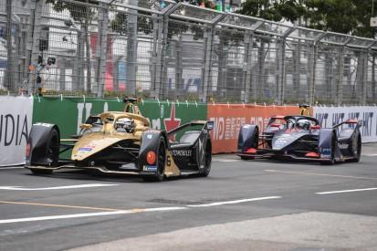 Formel E Hongkong: Bird siegt nach umstrittener Kollision