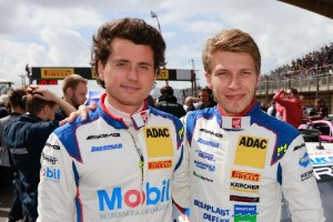 GT-Masters: Champions Asch und Ludwig im Ferrari wiedervereint