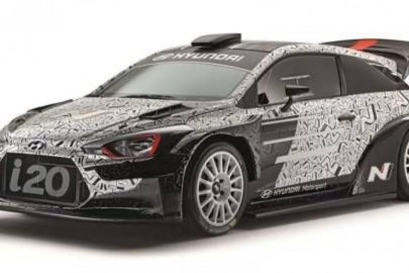 Hyundai pokazał nowe WRC
