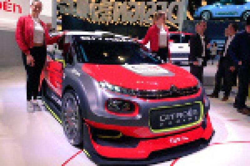 Citroën przedstawił C3 WRC Concept