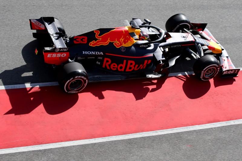 Max Verstappen glücklich: Honda hat geliefert, was versprochen wurde