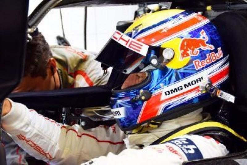 Webber szybszy od Audi