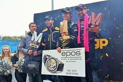 Więcek wygrywa Drift Masters Grand Prix 2016