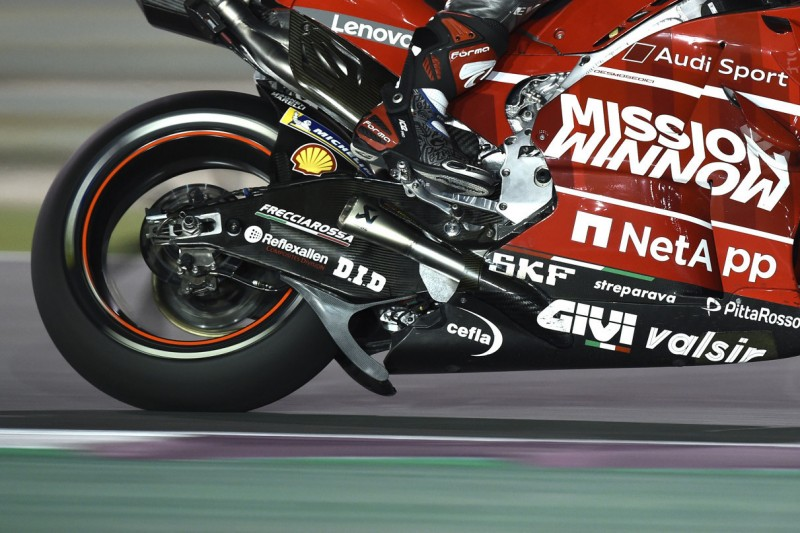 Ducati-Winglet: Protest der Konkurrenz nach Dovizioso-Sieg in Katar