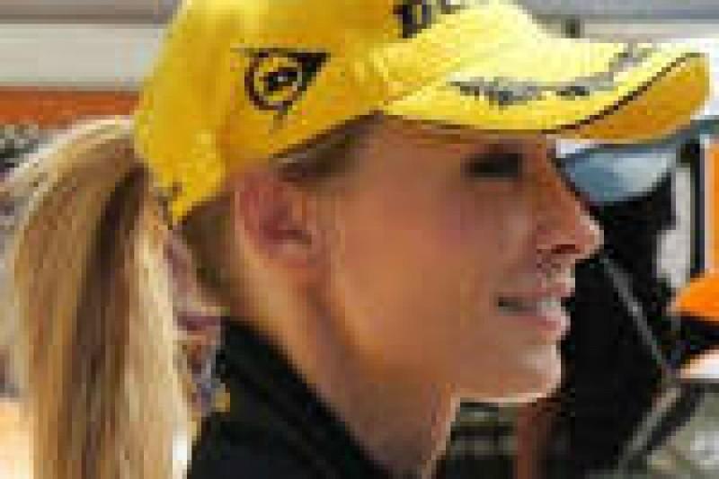 Cora Schumacher wraca na tor